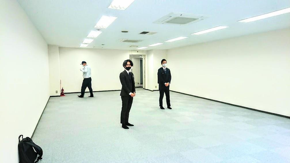 ☆江坂オフィス開設3カ月☆